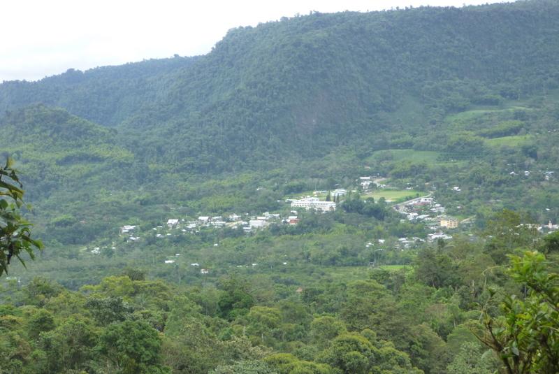 Mindo Ecuador