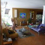 Escazu house living room