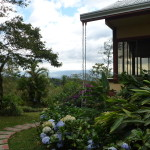 Grecia house view