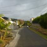 Escazu house street