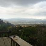 Escazu house view