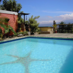 Escazu house pool