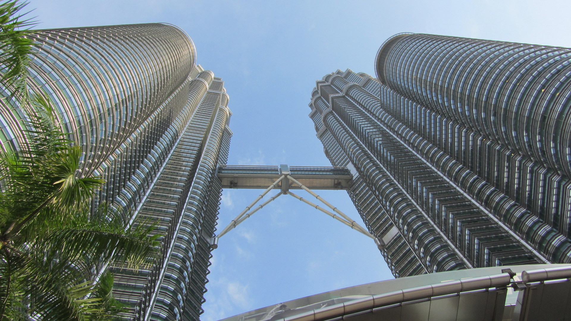 Petronas Towers and Petrosains