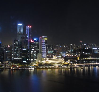 First Few Days in Singapore