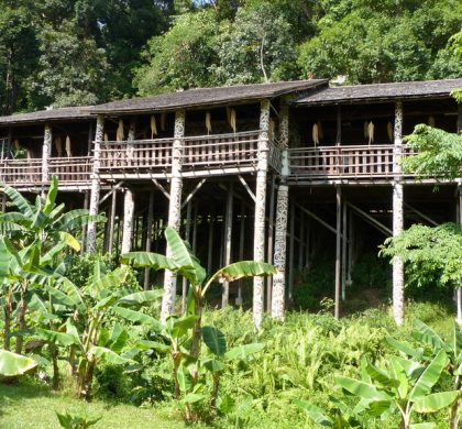 Sick in Kuching, Borneo Malaysia