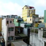 Buildings in Saigon