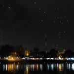 Lanterns about Ping river