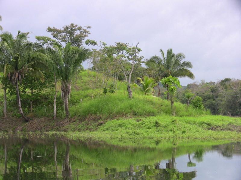 The Embera Indian Village