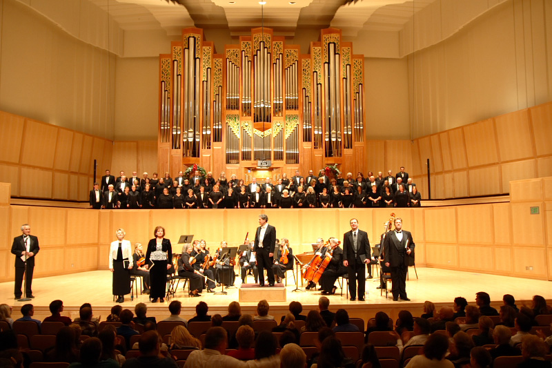The Oratorio Society of Utah