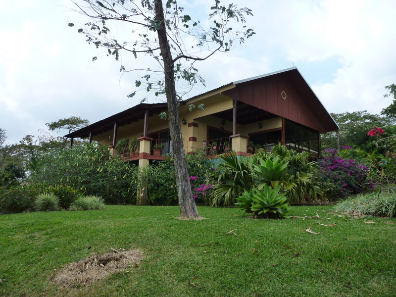 Our New Home in Costa Rica