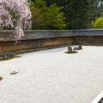 Ryoan-ji Zen rock garden