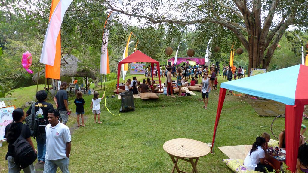 Recent Activities in Bali