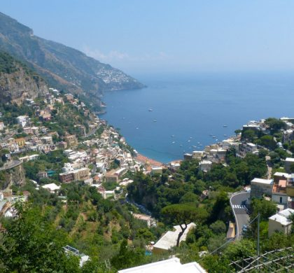 Positano and Amalfi coast