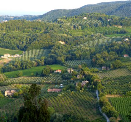 Tuscan Countryside and Mountain Towns