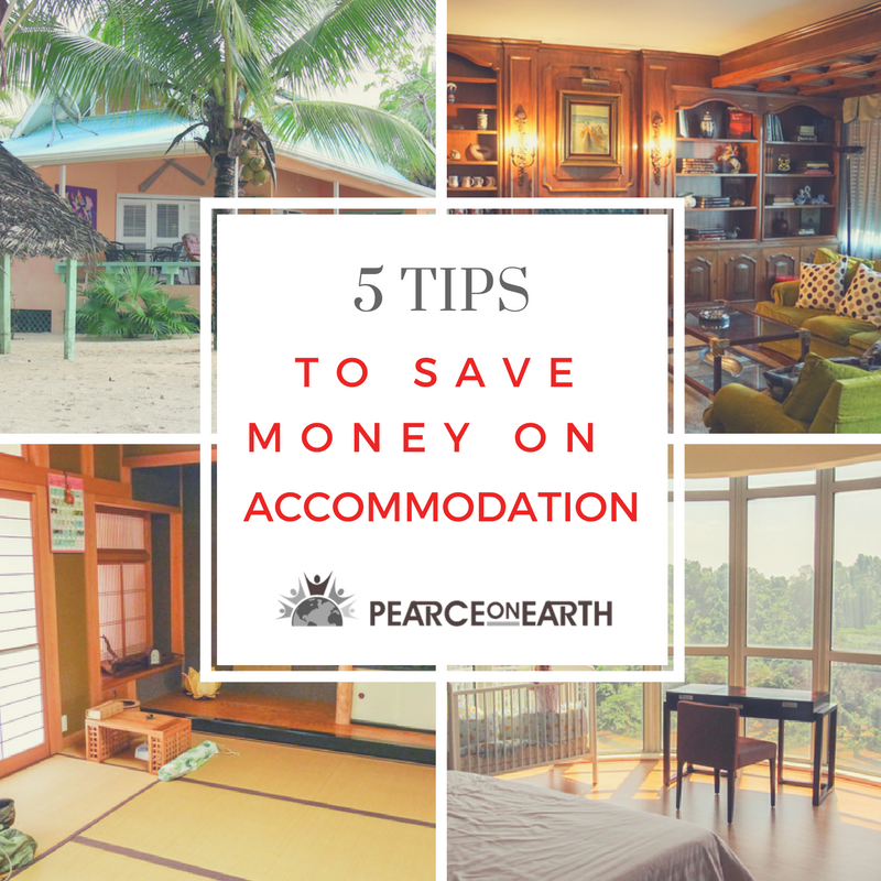 5 Tips To Save Money On Accommodation