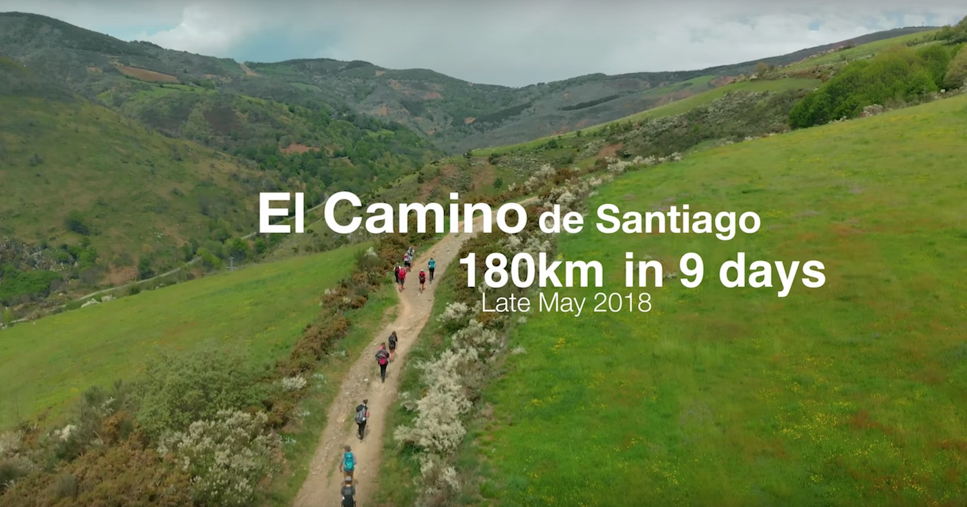 Hiking the Camino de Santiago With Kids